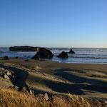 Cape San Sebastian am Nachmittag...
