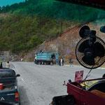 Pause auf knapp 2200 m