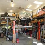 Thilo's Werkstatt in Prescott...