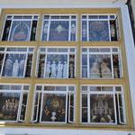 Kaufhaus-Schaufenster