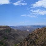 Herrliche Berglandschaft in Jalisco