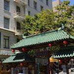 Eingang zur Chinatown