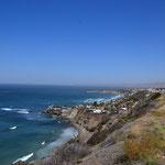 Pazifikküste im Norden der Baja
