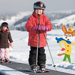Skifahren in Schetteregg...