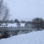 La neige en Bretagne