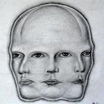 la anatomia de Hegel  / A4 /  lapíz