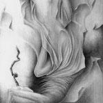 Abnabelung  / A4 /  mech. Bleistift