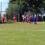 Spiel SV Jungingen