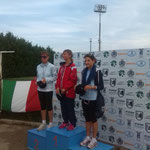 Premiazione Urbinati Giovanna , Santini Sonia (ritira il premio Stefania Dottori)