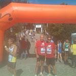 "24/08/2014 - ""11° Giro podistico tra olivi e vigneti"" 2° Tappa Cartoceto (PU)"