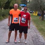 "23/08/2014 - ""11° Giro podistico tra olivi e vigneti"" 1° Tappa Piagge (PU)"