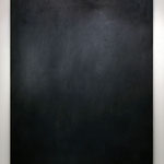 Janus - disappear  / appear      アクリル、グラファイト、綿布   227.3 ×181.8 cm