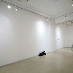 bowstrings void  -  2013   < Installation view >