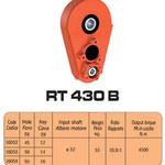 Reductor Berma RT 430 B