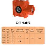 Reductor Berma RT 145