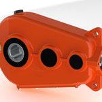 Recambios y despiece de catálogo piñón motor eje Berma RT500