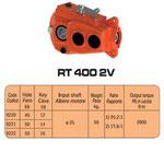 Reductor Berma RT 400 2V
