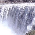 Dettifoss - der mächtigste Wasserfall Europas