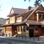 Häuser in Zakopane