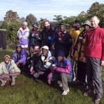 das Mount-Kenya-Team