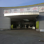 der Austragungsort: Westfalenhalle, Dortmund