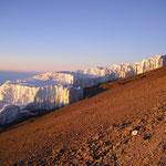 der Rebmann-Gletscher