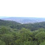 Ausblick von der Wartburg