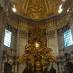 der Altarbereich