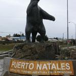 Puerto Natales' Wahrzeichen