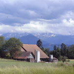 in der nördlichen Schweiz ist es noch bedeckt