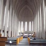 die Domkirche von innen