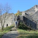 an der Löwenburg