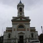 die Kathedrale von Puente Arenas