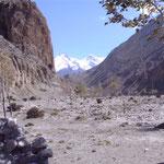 im Kali-Gandaki-Tal