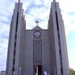 Kirche von Akureyri