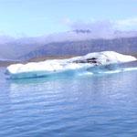 Eisberg in Sicht
