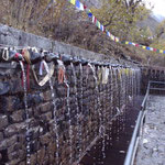 108 heilige Wasserspender waschen von der Sünde rein
