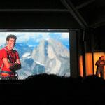 sein Partner im Yosemite - Alex Honnold