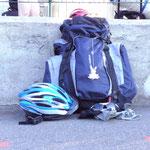 mein Radgepäck
