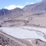 im berühmten Kali-Gandaki-Tal