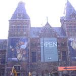 Das berühmteste Museum Amsterdams
