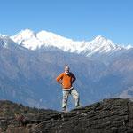 fantastische Bergkulissen