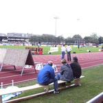 ein Blick ins Stadion