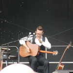 One-Man-Band Jarle Bernhoft