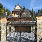 Villa am Wegesrand