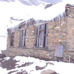 Annapurna High Camp (4850m) - arschkalt