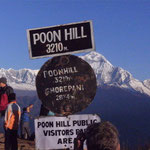 auf dem Poon Hill