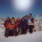 Gipfelbild vom Pass