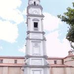 Kirchturm in Calenzana