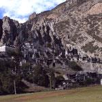 Kloster am Hang